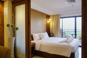 Pattaya Sea View Room