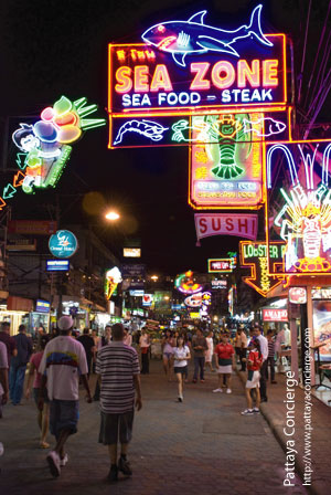 Pattaya Nightlife - Beer Bars, Night Clubs, Walking Street ...