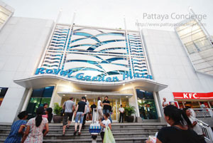 royal gardern pattaya