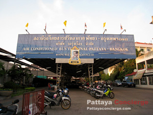 pattaya bus terminal